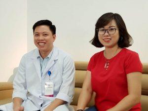 Chủ tịch Công ty CP TBYT Nhật Đức và Bác sĩ Đoàn Xuân Kiên