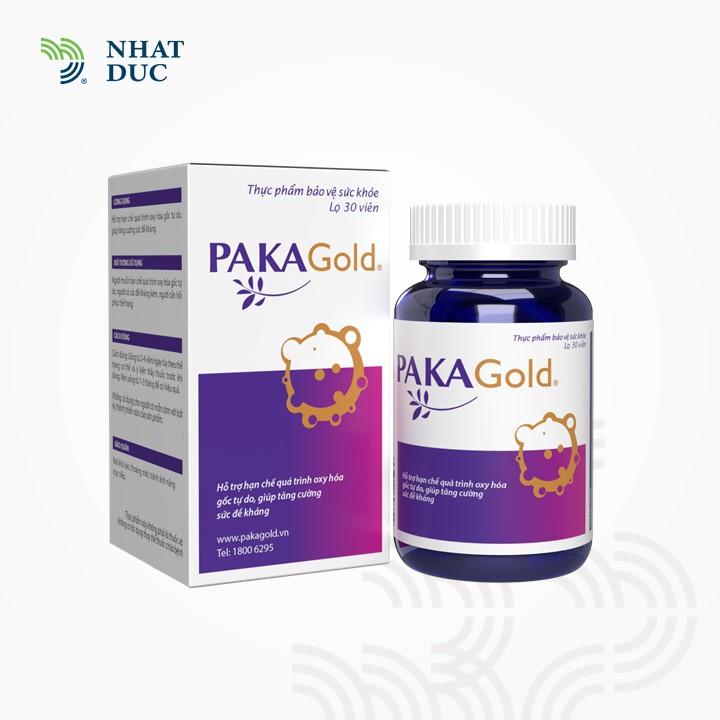 PAKA Gold